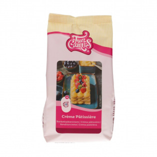 Funcakes mix for custard cream - 500gr