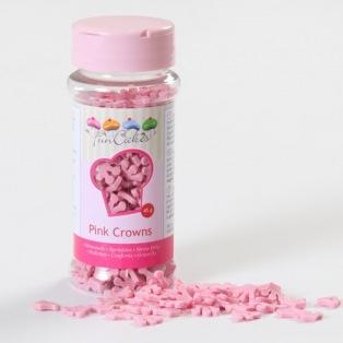 Sprinkles Pink Crowns Funcakes 45g